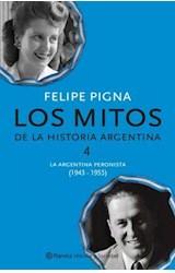 E-book Los mitos de la historia argentina 4