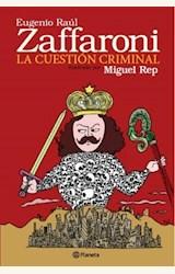 Papel LA CUESTION CRIMINAL