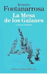 Papel LA MESA DE LOS GALANES Y OTROS CUENTOS