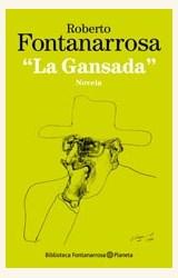 Papel LA GANSADA -NOVELA-