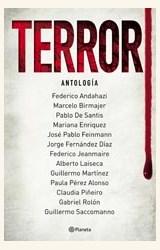 Papel TERROR (ANTOLOGIA)