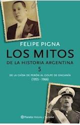 E-book Los mitos de la historia argentina 5