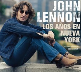 Papel JOHN LENNON LOS AÑOS EN NUEVA YORK