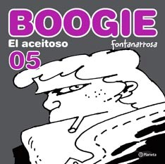Papel BOOGIE, EL ACEITOSO 5