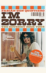 Papel I'M ZORRY, THE GOURMET ROCK TOUR