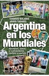 E-book Argentina en los mundiales