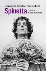 E-book Spinetta. Crónicas e iluminaciones