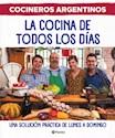 Libro 2. Cocineros Argentinos La Cocina De Todos Los Dias