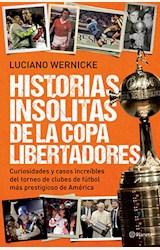 Papel HISTORIAS INSOLITAS DE LA COPA LIBERTADORES