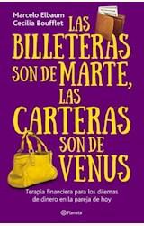 Papel LAS BILLETERAS SON DE MARTE, LAS CARTERAS SON DE VENUS