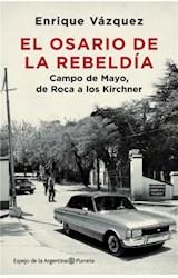 E-book El osario de la rebeldía