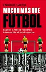 E-book Mucho más que fútbol