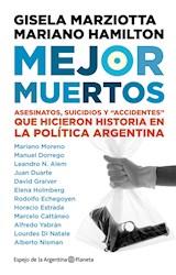 E-book Mejor muertos