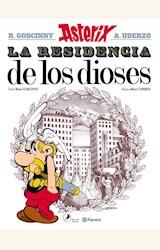 Papel ASTERIX 17 - LA RESIDENCIA DE LOS DIOSES