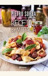 Papel RECETAS DE MI ITALIA