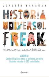 Papel HISTORIA UNIVERSAL FREAK - VOLUMEN I
