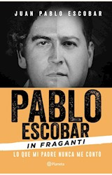 Papel PABLO ESCOBAR IN FRAGANTI