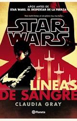 Papel STAR WARS LINEAS DE SANGRE