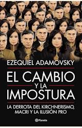 Papel EL CAMBIO Y LA IMPOSTURA