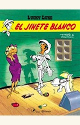 Papel LUCKY LUKE 4 EL JINETE BLANCO