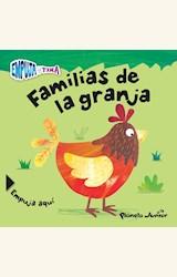 Papel EMPUJA Y TIRA: FAMILIAS DE LA GRANJA