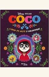 Papel COCO. LIBRO DE ARTE Y CALAVERAS