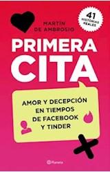 Papel PRIMERA CITA