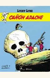Papel LUCKU LUKE 8 - CAÑON APACHE
