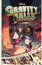Papel GRAVITY FALLS. COMIC 1