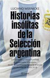 Papel HISTORIAS INSÓLITAS DE LA SELECCIÓN ARGENTINA