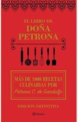 Papel EL LIBRO DE DOÑA PETRONA