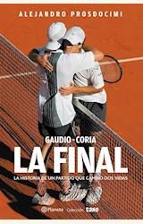 Papel GAUDIO-CORIA. LA FINAL