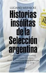 E-book Historias insólitas de la selección argentina