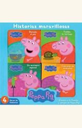 Papel PEPPA PIG. HISTORIAS MARAVILLOSAS. MINILIBROS
