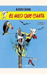 Papel LUCKY LUKE 9. EL HILO QUE CANTA