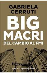 E-book Big Macri