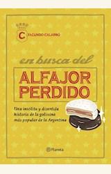 Papel EN BUSCA DEL ALFAJOR PERDIDO