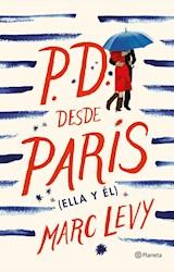Papel P.D. DESDE PARÍS (ELLA Y ÉL)