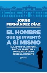 Papel EL HOMBRE QUE SE INVENTÓ A SÍ MISMO