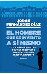 E-book El hombre que se inventó a sí mismo