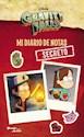 Libro Gravity Falls  Mi Diario De Notas Secreto