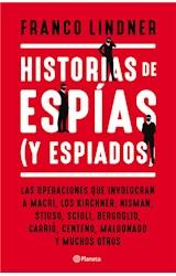 E-book Historias de espías (y espiados)