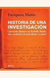 Papel HISTORIA DE UNA INVESTIGACIÓN