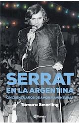 E-book Serrat en la Argentina