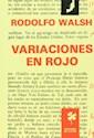 Libro Variaciones En Rojo