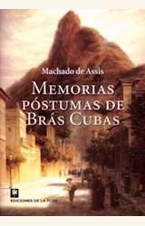 Papel MEMORIAS PÓSTUMAS DE BRÁS CUBAS