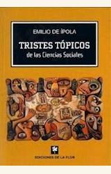 Papel TRISTES TOPICOS DE LAS CIENCIAS SOCIALES