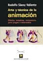 Libro Arte Y Tecnica De La Animacion