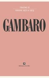 Papel TEATRO II GAMBARO
