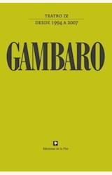 Papel TEATRO IV GAMBARO